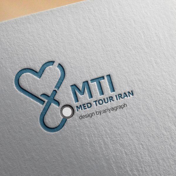 طراحی لوگو MTI