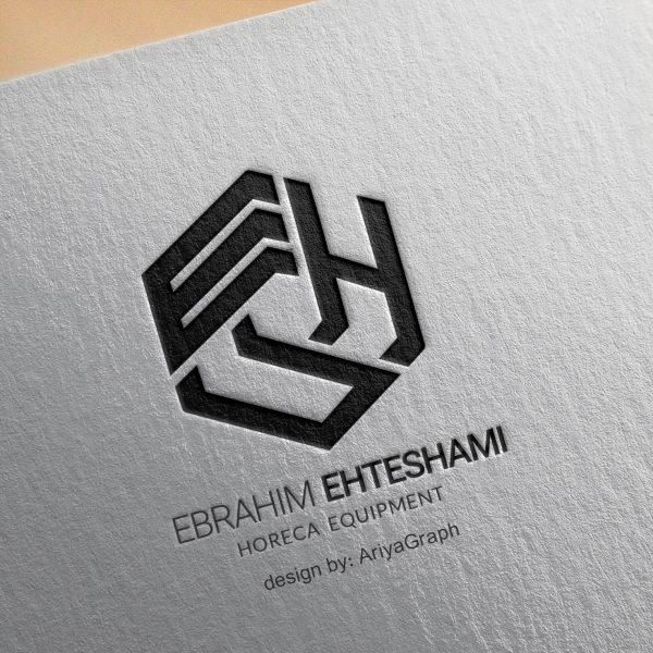 طراحی لوگو شخصی